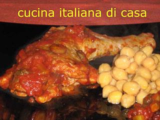 Pollo ricette fotografate passo passo for Cappone ricette cucina italiana