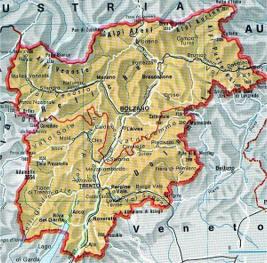 cucina tipica del trentino alto adige, ricette trentine - Cucina Trentino Alto Adige
