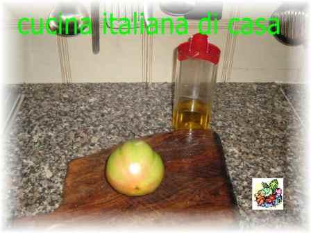 Pomodori verdi fritti ricetta con foto di cucina italiana di casa - Cucina italiana di casa ...