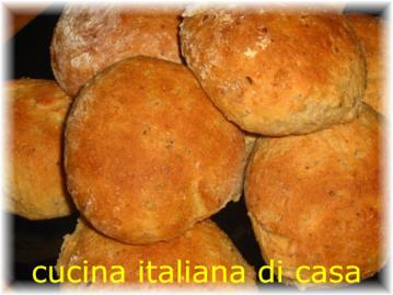 Panini al kamut e malto ricetta di cucina italiana di casa - Cucina italiana di casa ...