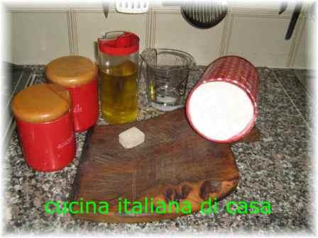 La pasta per fare in casa la pizza al trancio morbida for Ricette alta cucina italiana