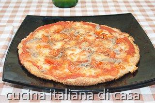 Tutte le ricette per fare in casa la pasta per la pizza e for Ricette alta cucina italiana