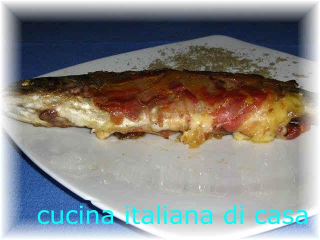 Come preparare la trota alla boscaiola ricetta tradizionale fotografata passo a passo di - Cucina italiana di casa ...