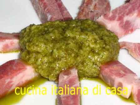 Tutte le ricette con la salsa verde come preparare la salsa e a cosa abbinarla in modo - Cucina italiana di casa ...