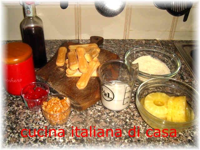 Ricetta facile per san valentino torta a cuore di ananas e mandorle con foto ricette dolci di - Cucina italiana di casa ...