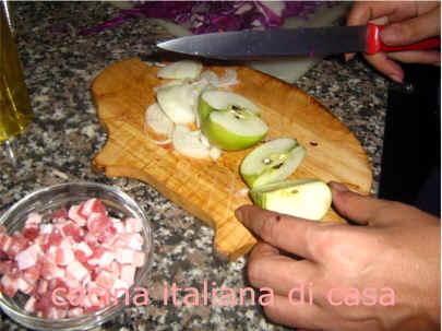 Come preparare la zuppa di cavolo rosso ricetta - Cucinare il cavolo ...