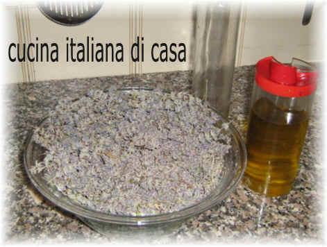 Olio alla lavanda ricetta di cucina italiana di casa - Cucina italiana di casa ...