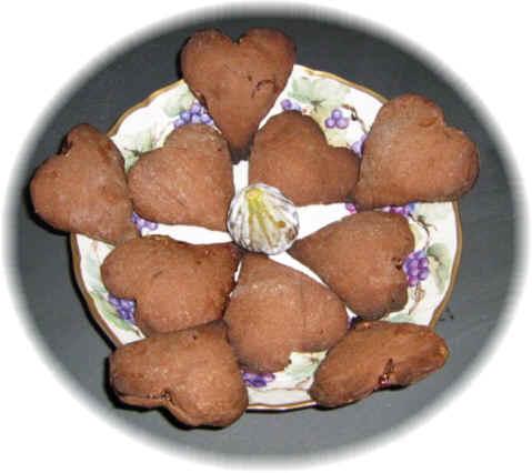 Come preparare i biscotti con i fichi freschi ricetta for Case di tronchi freschi
