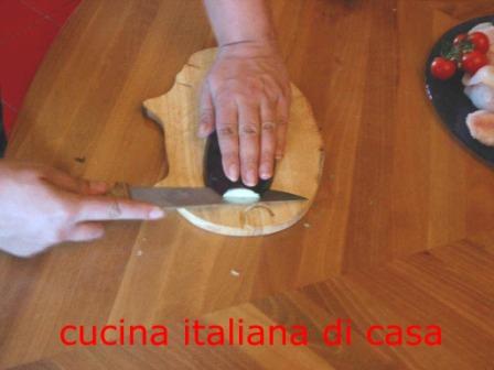 Come preparare le melanzane alla parmigiana ricetta fotografata passo a passo di cucina italiana - Cucina italiana di casa ...