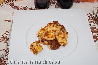 Cappelletti al ragout ricetta fotografata di cucina italiana di casa - Cucina italiana di casa ...