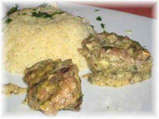 Agnello brodettato con limone e vernaccia alla sarda for Ricette alta cucina italiana