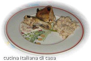 Cartoccio di faraona tartufata ricetta di cucina italiana for Ricette alta cucina italiana