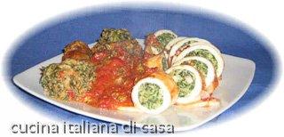 Calamaro ripieno ricetta con foto di cucina italiana di casa for Casa tradizionale giapponese significa